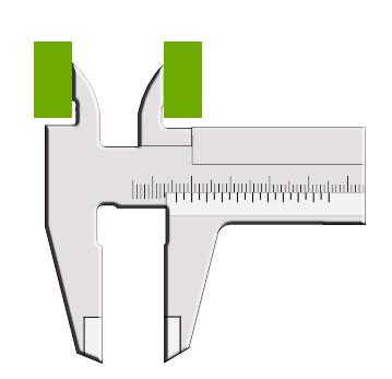 51 - 60 mm